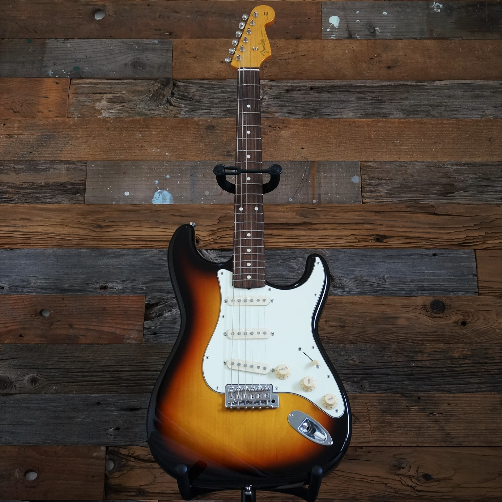 Fender japan ST62-TX #JD12001276