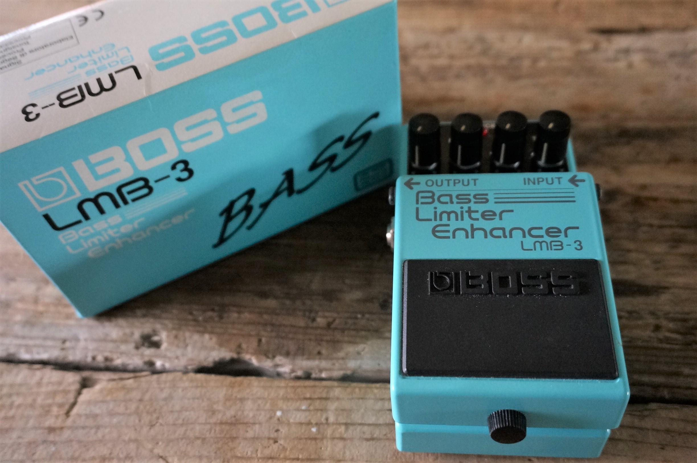 BOSS Bass Limiter