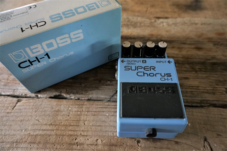 BOSS super chorus