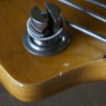 ヘッド:4弦側 割れ