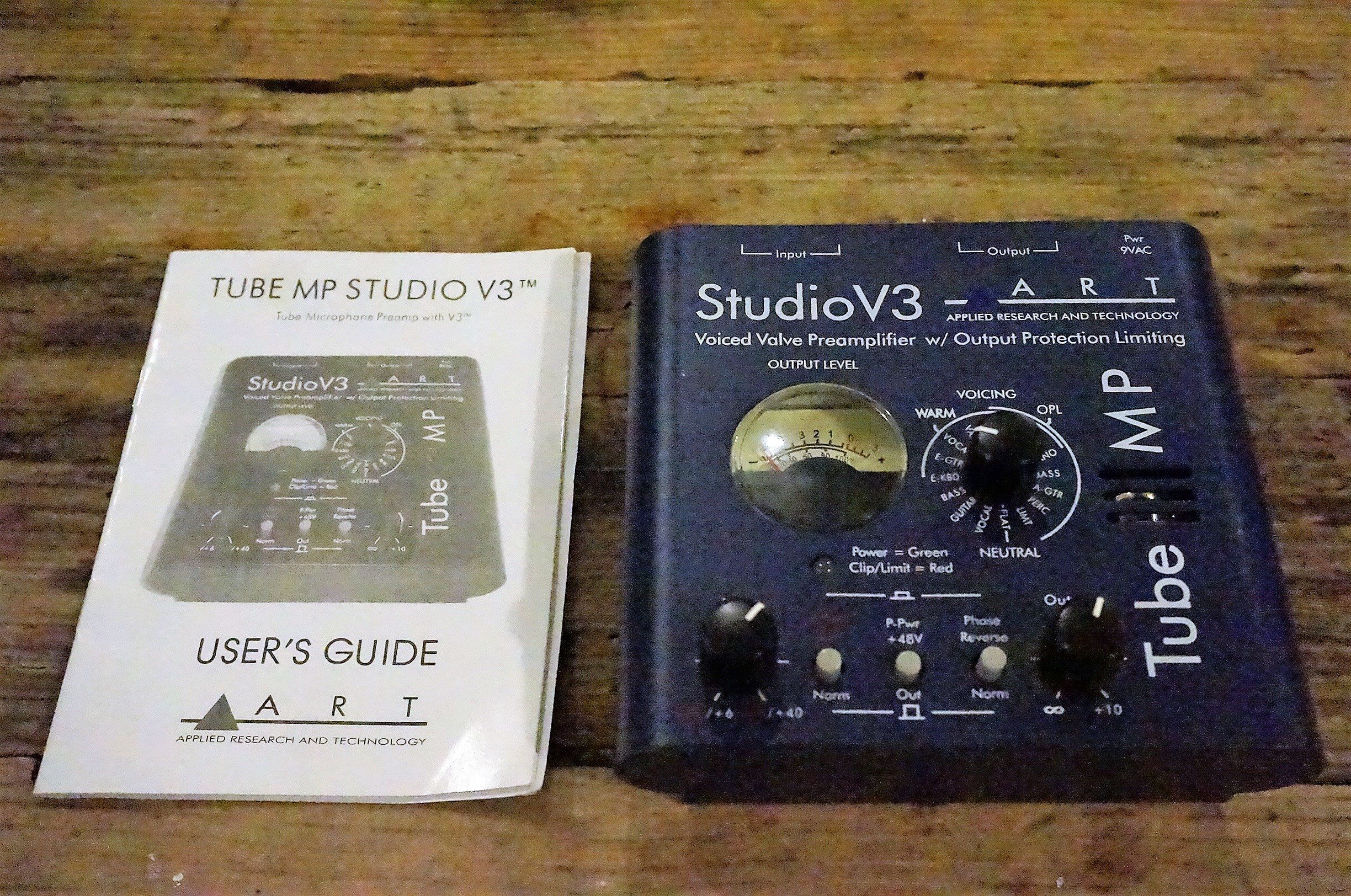ART – TUBE MP Studio V3