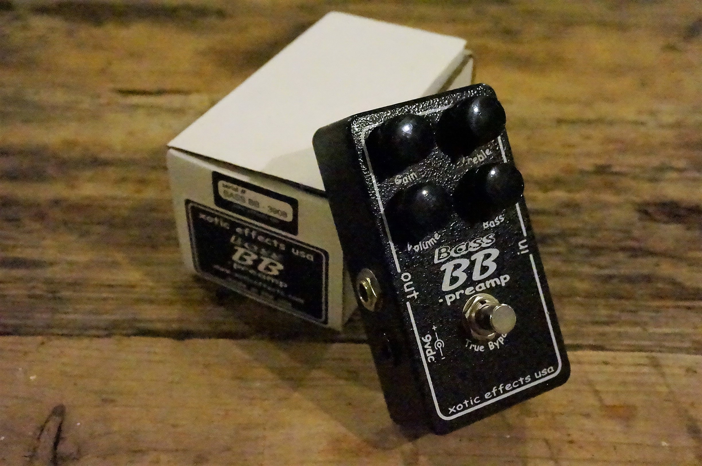 Xotic – BASS BB preamp